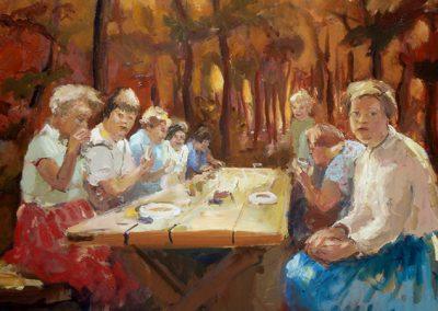 Douwe Elias – Olieverfschilderijen