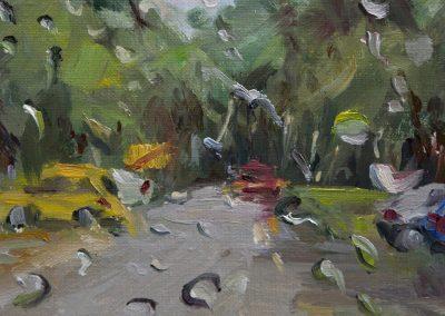 Melda Wibawa – olieverfschilderijen