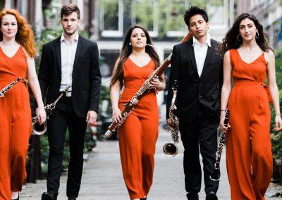 Dianto Reed Quintet
